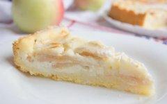 рецепт цветаевского яблочного пирога