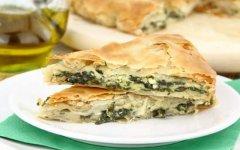 рецепт пирога из лаваша с сыром и грибами