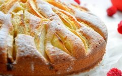 рецепт корнуэльского яблочного пирога