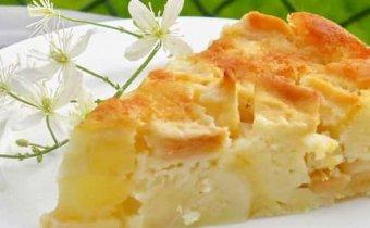 рецепт яблочной шарлотки