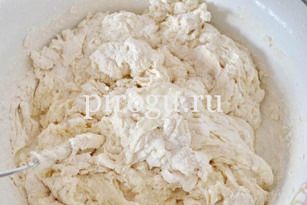 Тесто для хачапури по-аджарски в духовке