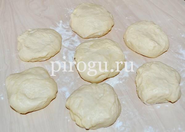 Хачапури по-аджарски грузинский