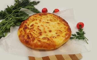 рецепт хачапури с картошкой