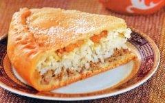 рецепт пирога губадия