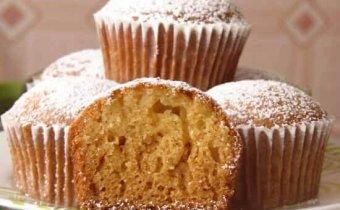 простой рецепт кекса в духовке на кфире