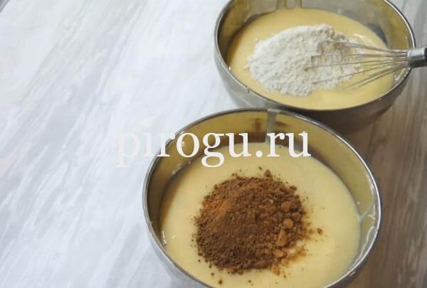 Простой рецепт бисквита на сметане с фото и видео
