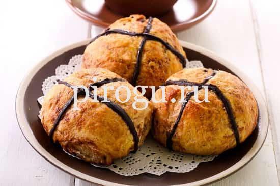 рецепт сдобного теста для булочек