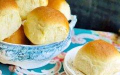 Рецепт булочек из дрожжевого теста в духовке
