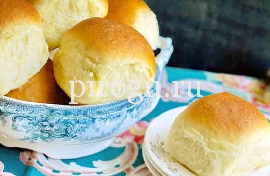 рецепт сладких булочек на кефире