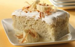 рецепт манника на кефире без яиц