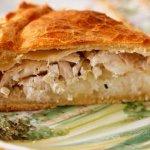 рецепт пирога с минтаем и картошкой