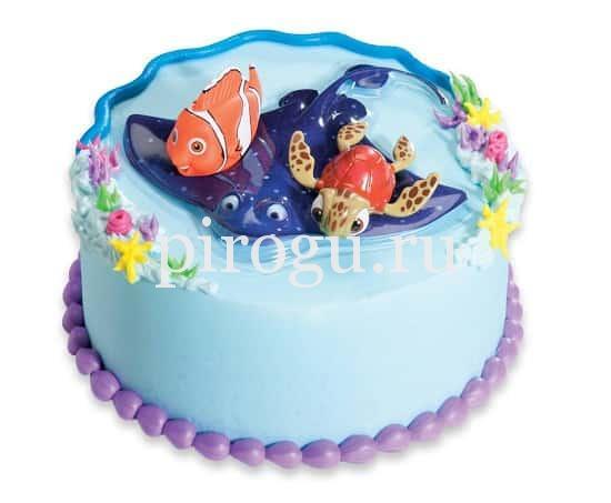 Торт для девочки на 1 год своими 85