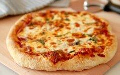 Рецепт быстрого теста для пиццы