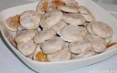 Быстрые мягкие пряники на кефире в духовке