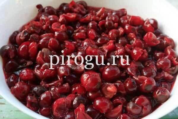 Варенье из вишни на зиму