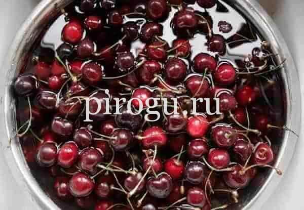Варенье из вишни на зиму рецепты пошагово с