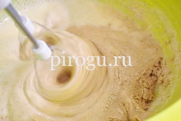 Рецепт пирога с малиной в микроволновке