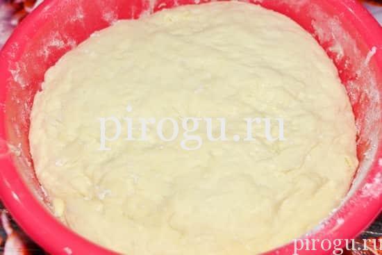 Тесто на дрожжах для пирожков