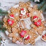 Выпечка на Рождество 2018: лучшие рождественские рецепты