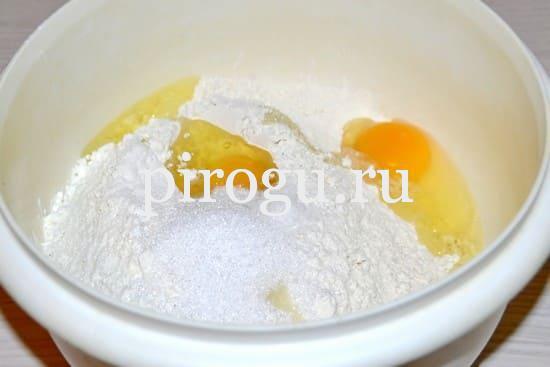 Тесто для яблочного штруделя
