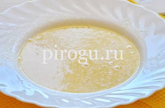 Тесто для пасхального кулича на сметане с молоком