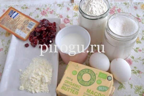 Быстрый пасхальный кулич ингредиенты