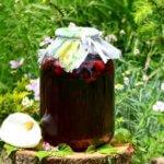 Компот из клубники на зиму на 3 литра без стерилизации