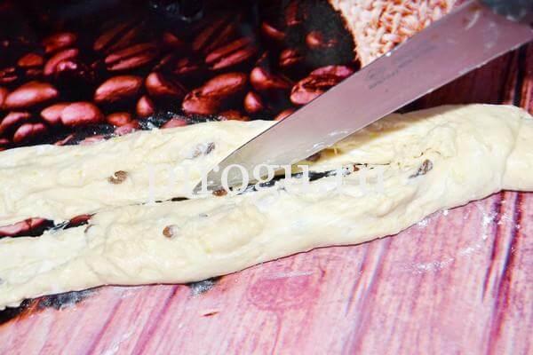 Кулич Краффин с изюмом: вкусный рецепт в духовке
