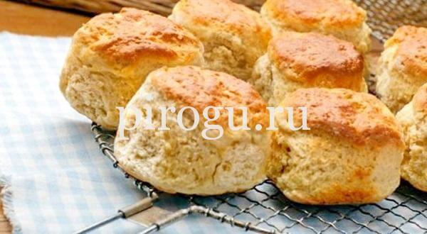 Сконы: рецепт классический в духовке