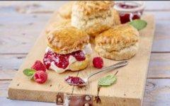 Сконы: рецепт классический настоящих английских булочек