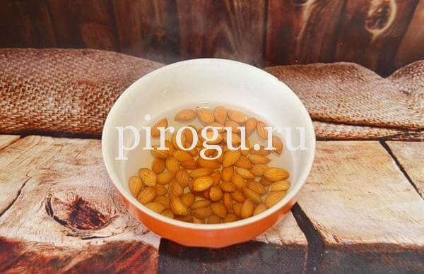 Ядрышки для варенья из абрикосов