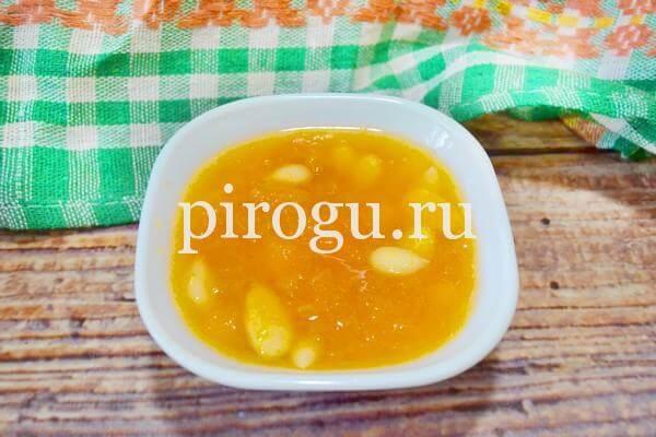 Варенье из абрикосов зиму