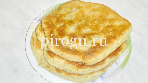 Плацинды молдавские с картошкой: рецепт пошаговый