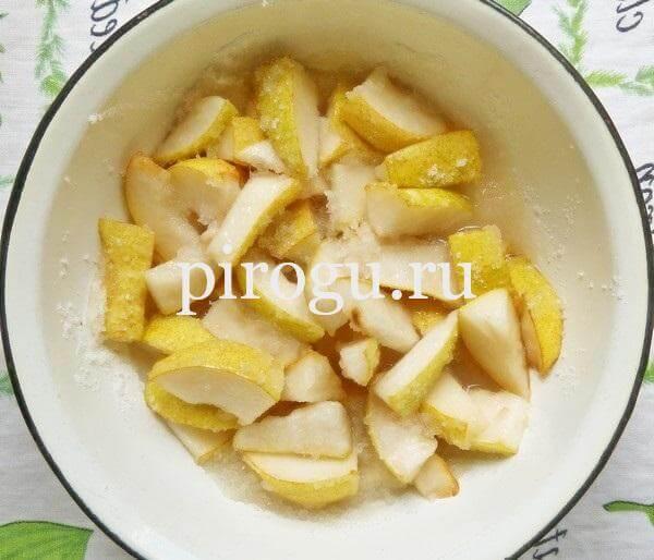 Варенье из груши на зиму дольками в сиропе