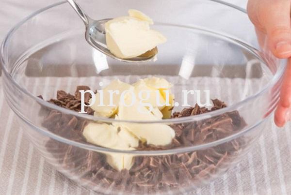 Шоколадный торт без муки в духовке