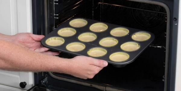 Рецепт апельсиновых кексов